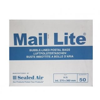 Luftpolstertasche Sealed- Air Mail Lite 50er Pack